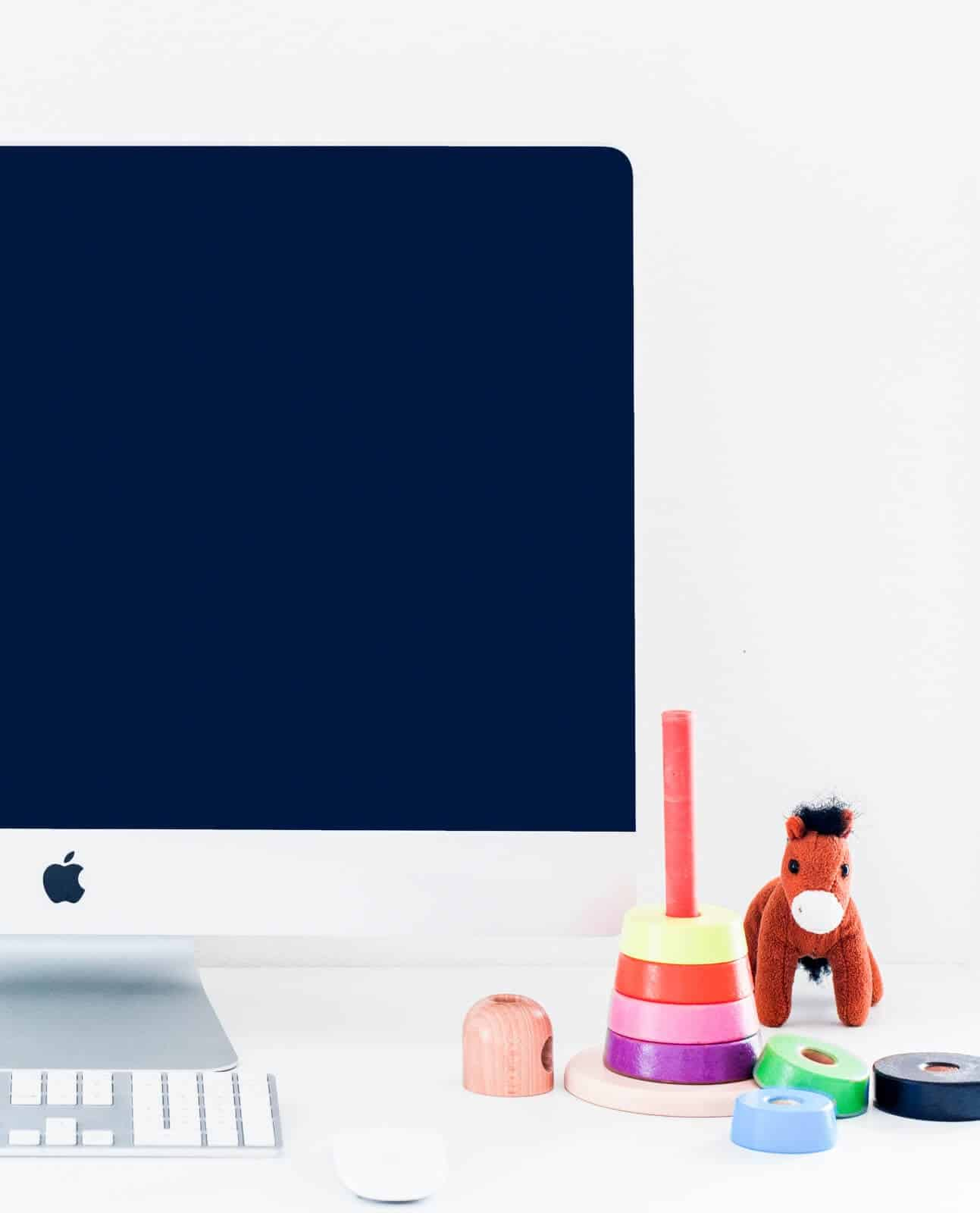 How To Stay Organized As A Work At Home Mom