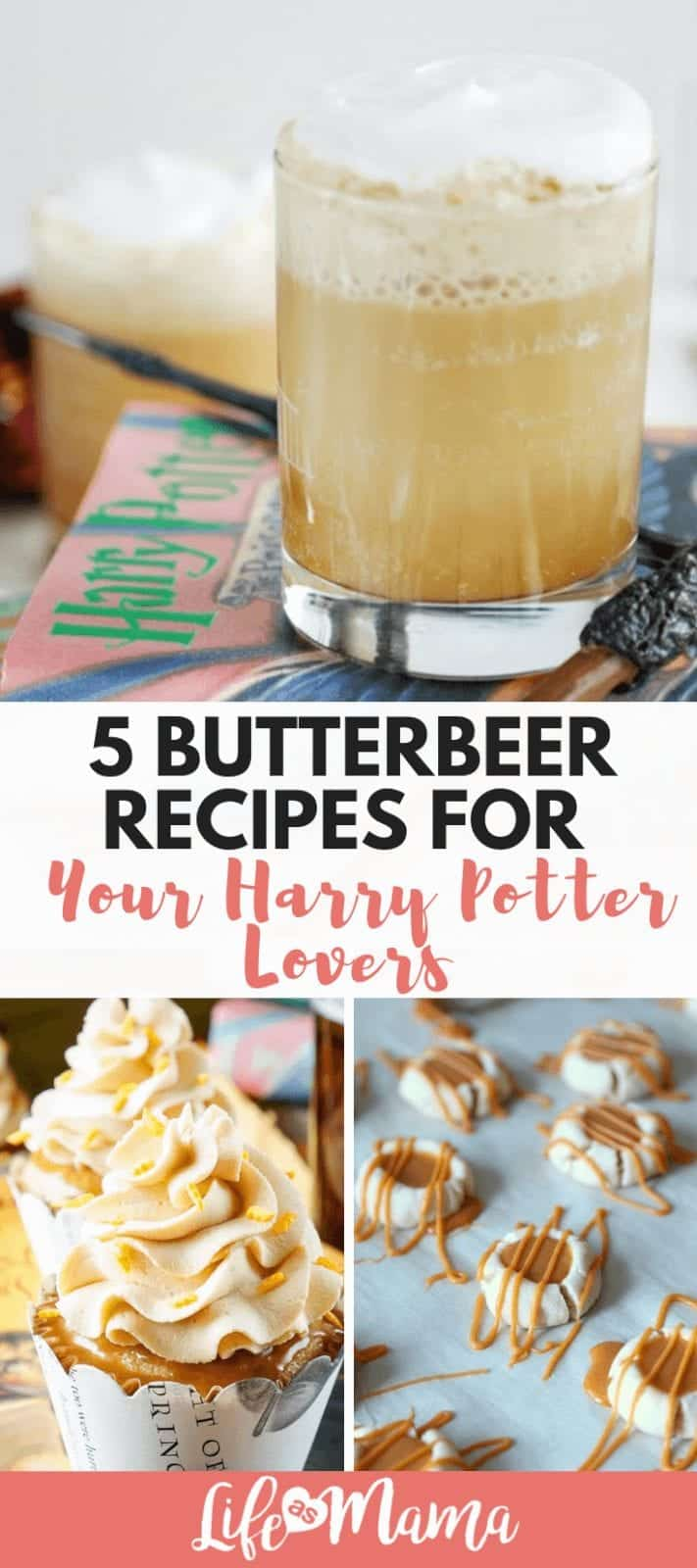 5 Butterbeer Recipes For Your Harry Potter Lovers