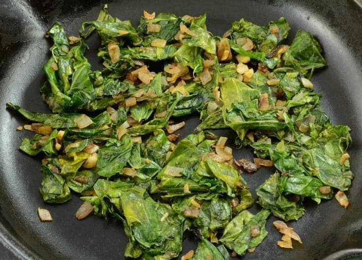Southern Style Collards