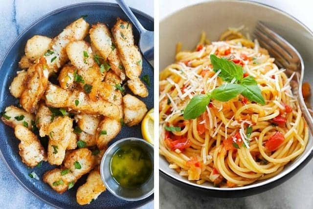 10 Weeknight Dinner Ideas For The Whole Family