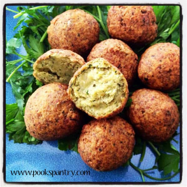 falafel recipe diet