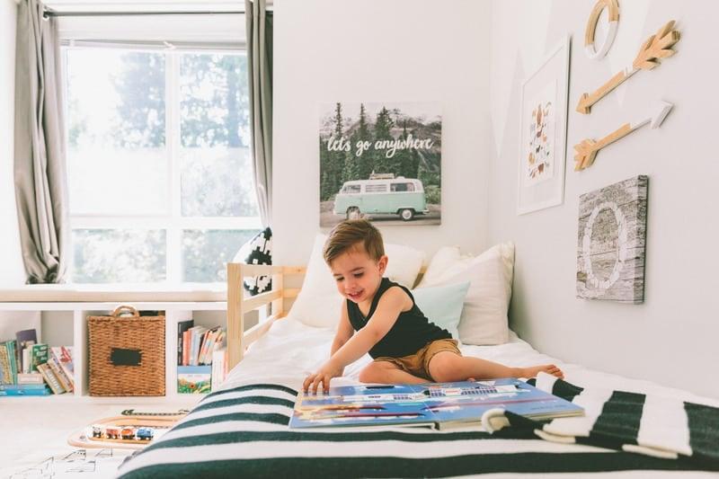 kid's bedroom DIY ideas