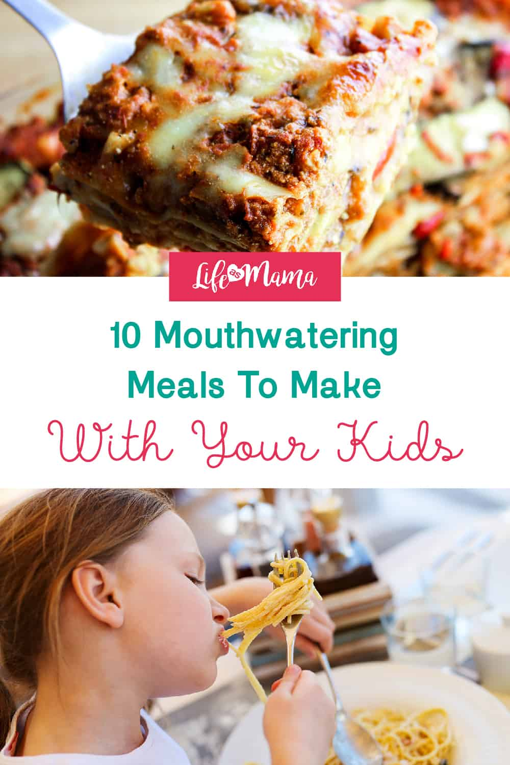 recipes with kids