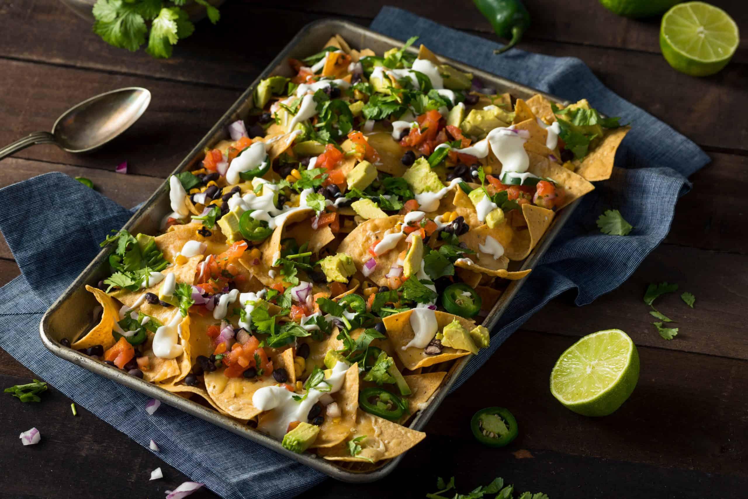 nachos, family dinner recipes
