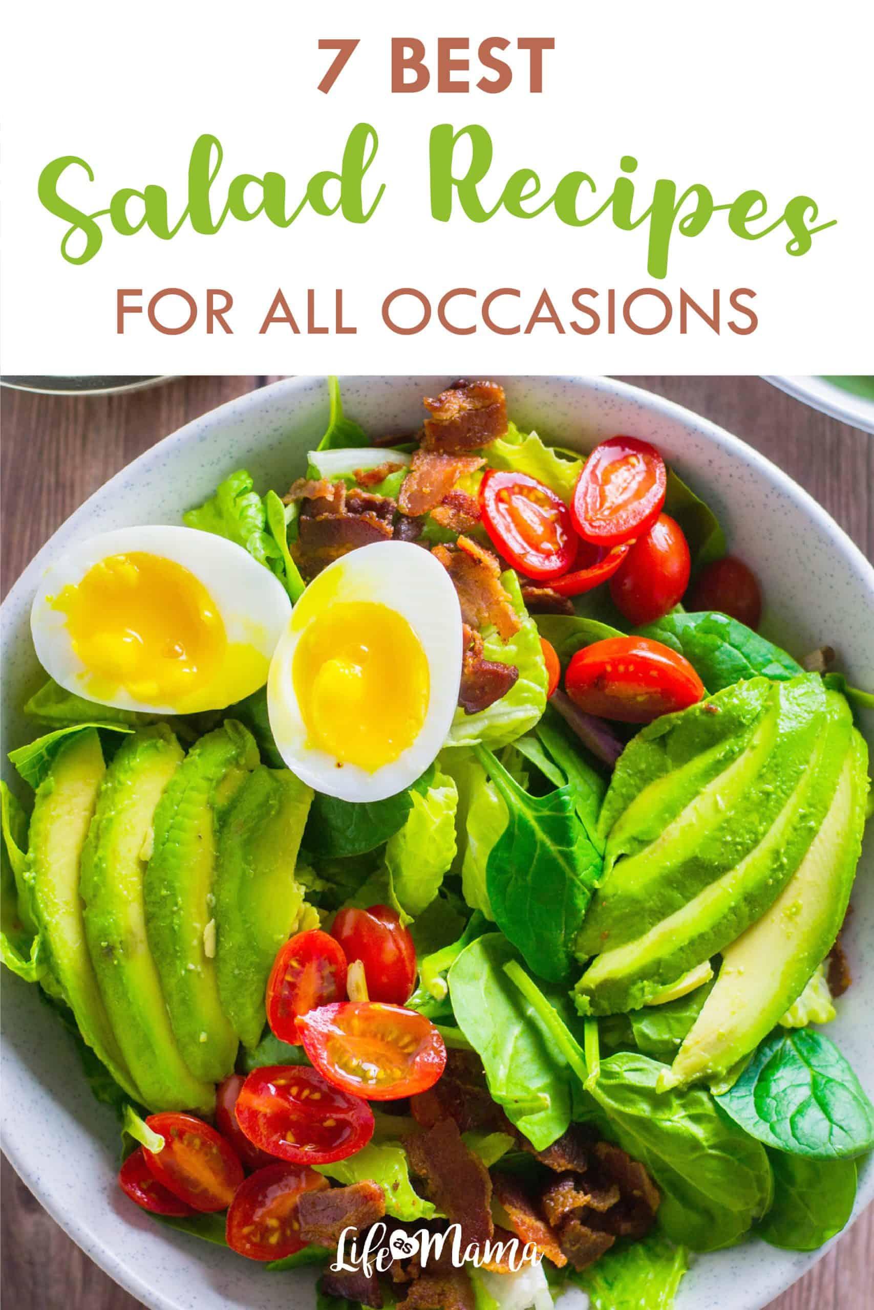 classic salad recipes